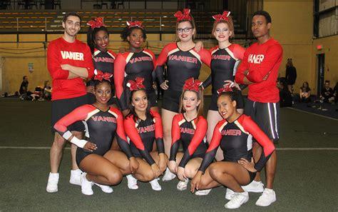 Cheerleading Team and Action Photos | Athletics