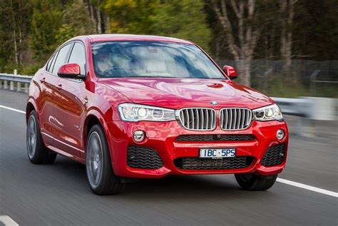 2016 Bmw X4 Xdrive35d M Sport Review  Behind The Wheel
