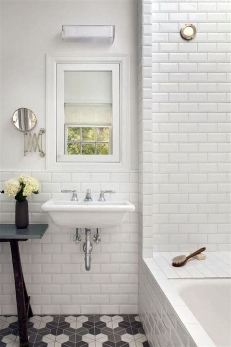 amazing small bathroom remodeling subway tile ideas on