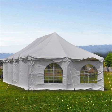 commercial pole tent canopy gazebo