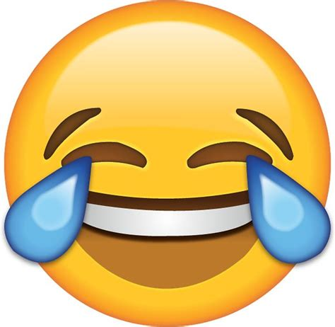 quot crying laughing emoji stickers quot stickers by harry fearns redbubble