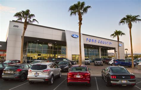 Ford Dealers Las Vegas Nevada And Henderson Nevada Ford
