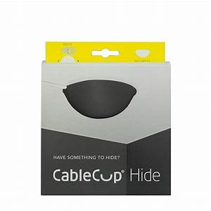 Cable Cup U00ae Hide Silicone Modern Ceiling Rose Kit