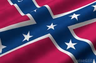 Confederate Flag during Civil War