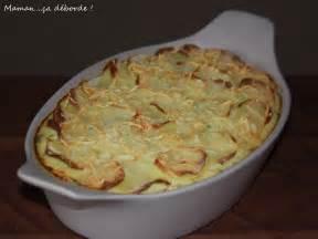 Gratin De Courgettes Et Pomme De Terre gratin aux courgettes et pommes de terre 224 la ricotta
