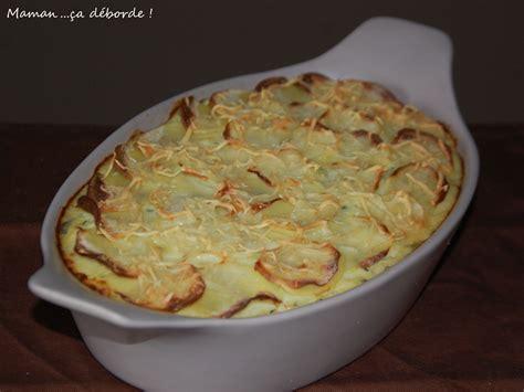 gratin aux courgettes et pommes de terre 224 la ricotta