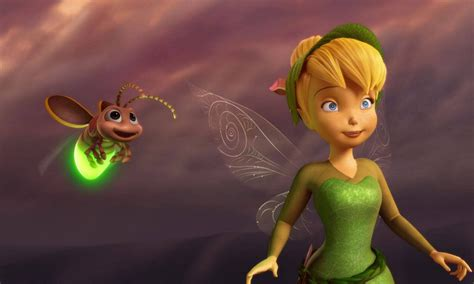 Cartoons Tinker Bell And Blaze Firefly In The Lost