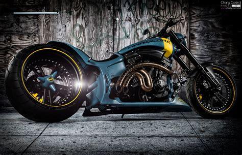 Walz Hardcore Cycles Custom Chopper Motorbike Motorcycle