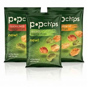 popchips® launches line of popped veggie chips bringing ...