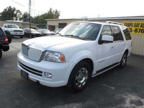 Sell Used 2005 Lincoln Navigator ***fully Loaded*** In Sun