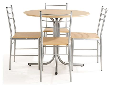 table et chaise de cuisine ensemble table et chaises de cuisine spoon chez conforama