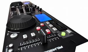 Amazon.com: PYLE-PRO PDJ480UM Rack Mount Professional Dual DJ Controller with Scratch, Loop ...  Dj