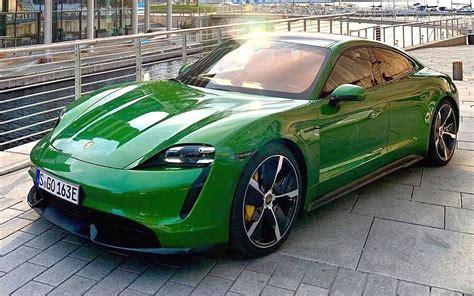 Porsche Taycan finds warm welcome among veteran Tesla ...