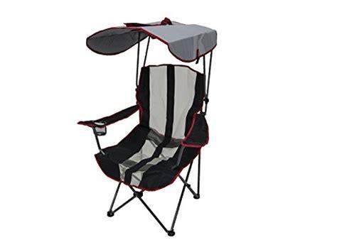 brand new kelsyus original canopy chair red