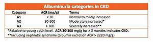 Normal Urine Test Results Chart Acr National Kidney Foundation