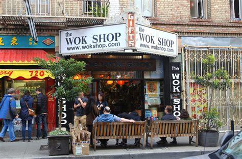 wok shop shop chinatown