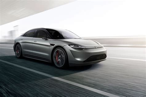 CES: Sony Vision-S electric concept car actually makes a ...