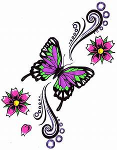 Butterfly Tattoos and Designs| Page 175