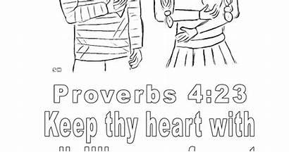 Proverbs Coloring Children Treasure