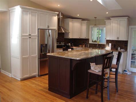 Kitchen Remodel  Annapolis Split Foyer Home