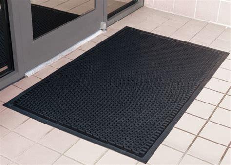 Scraper Rubber Mats Are Rubber Floor Mats By American