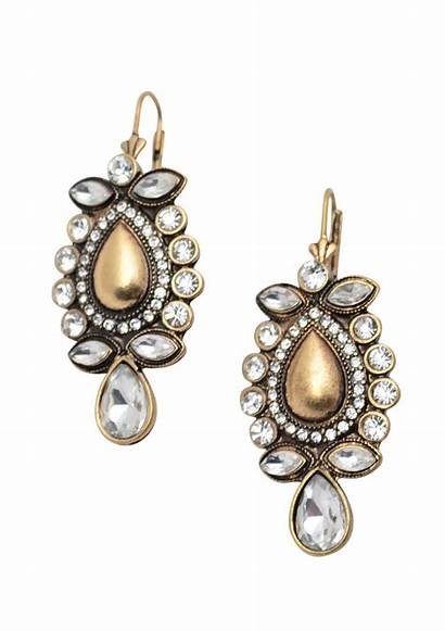 Earrings Statement Lavish Inspired Jewelry Happiness Boutique