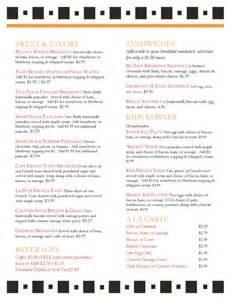 Bob Evans Restaurants Menus
