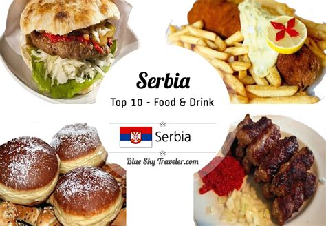 top 10 cuisines in the top 10 food drinks to try in serbia blueskytraveler com