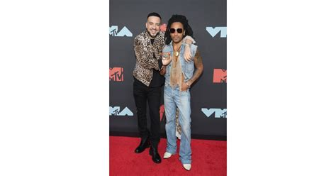 French Montana Lenny Kravitz The Mtv Vmas