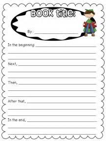 Reading Summary Sheet Template