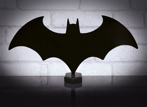 batman logo eclipse light merchoid