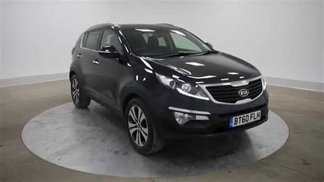 kia sportage black 2011 kia sportage 3 1 7crdi black 5d for sale in hshire