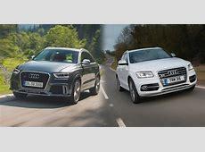 Audi Q3 vs Audi Q5 – sidebyside UK comparison carwow