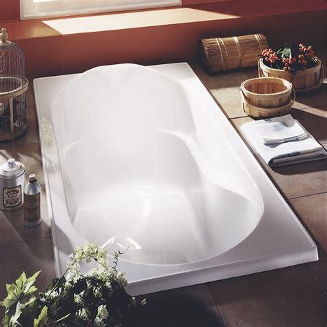 alcove hibiscus  bathtub whirlpool air  soaking
