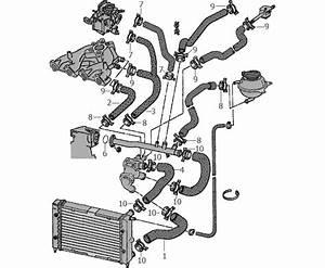 Mk2 Golf Engine Cooling