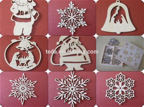 Christmas Decoration Patterns Wood