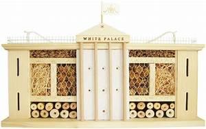 Bienenhaus Selber Bauen : d bel insektenhotel bausatz selber bauen wei er palast ~ Articles-book.com Haus und Dekorationen
