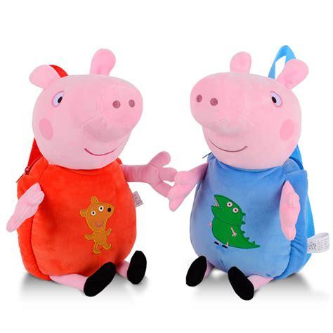peppa pig plush backpack buy wholesale peppa pig backpack from china peppa