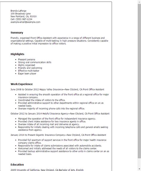 daycare helper resume