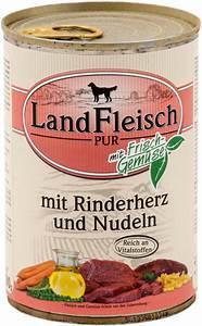 Nudeln Für Hunde : landfleisch rinderherz nudeln nassfutter f r hunde ~ Watch28wear.com Haus und Dekorationen