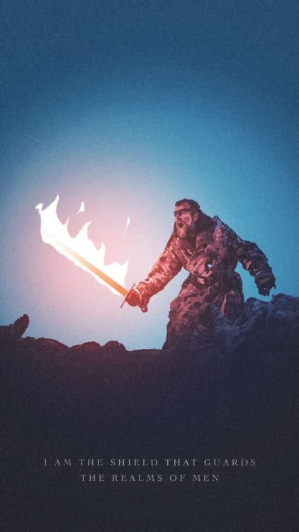 beric dondarrion awesome digital illustration