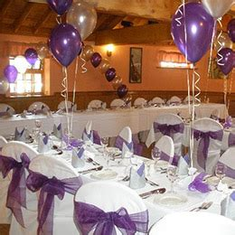 in the decorations wedding decorations chair covers the mill forge near gretna green