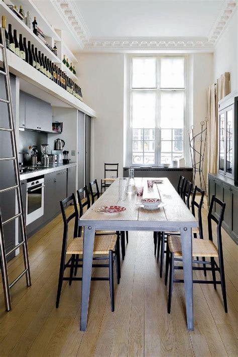 cuisine salle à manger idee deco salon salle a manger cuisine
