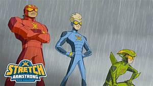 Stretch Armstrong & the Flex Fighters (TV Series 2017 ...