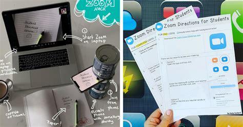 zoom tips  activity ideas  teachers  kids
