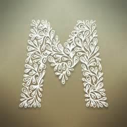 Alphabet Letter M hd Wallpaper