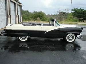 Buy Used 1956 Ford Fairlane Sunliner Convertible In Marble Falls  Texas  United States  For Us