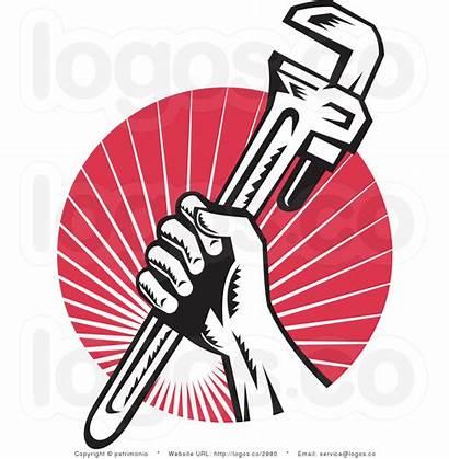 Plumbing Clip Tools Clipart Logos Plumber Cliparts