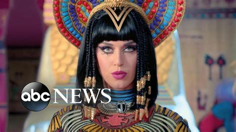 Katy Perry Dark Horse Black Blue