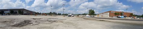 former granite run mall site demolition completed bet